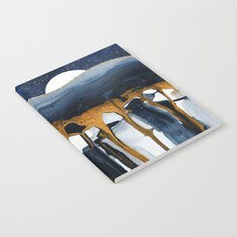 Liquid Hills Notebook