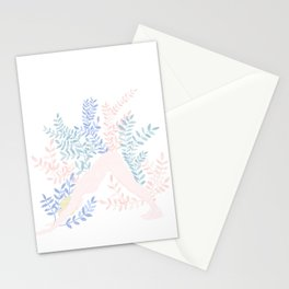 gentle morning Stationery Cards
