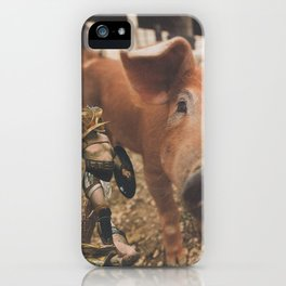 Circo Romano iPhone Case