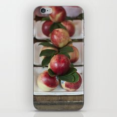 peaches iPhone & iPod Skin