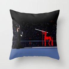 Chiron Centaur Throw Pillow