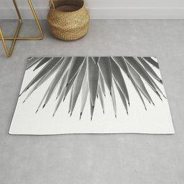 Black & White Agave Dream #1 #tropical #decor #art #society6  Rug