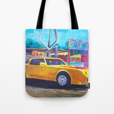 Sizzler Tote Bag