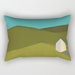 A House Rectangular Pillow