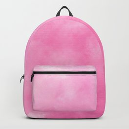Surreal Abstract Pink Sky Backpack