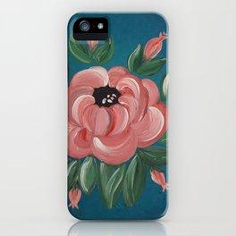Boho Romance iPhone Case