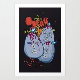 OBEH Art Print