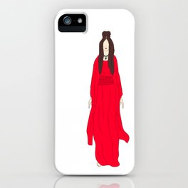 Madge 6 Nothing Really Matters iPhone Case