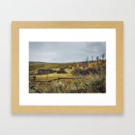 Who Needs A Roof Over Their Head Framed Art Print