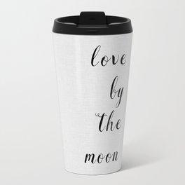 Love By The Moon Travel Mug