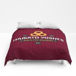 Hamato Yoshi's Ninjutsu Academy Comforters