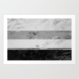 Digital Abstraction 003 Art Print