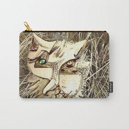 Hidden Owl Carry-All Pouch