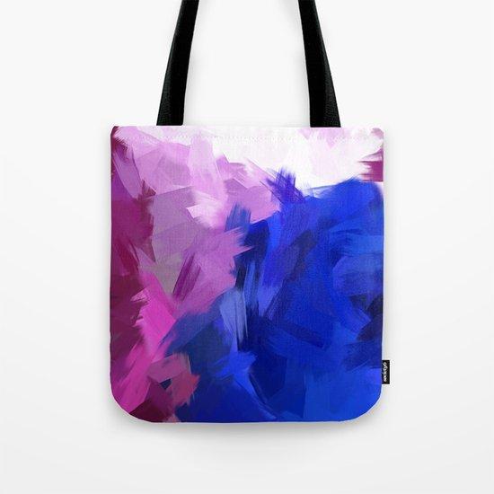 BLOSSOMS - PURPLE Tote Bag