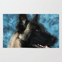 Malinois  Belgian shepherd - Mechelaar Rug