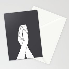 Never Let Me Go III Stationery Cards