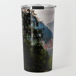 Magic castle Travel Mug