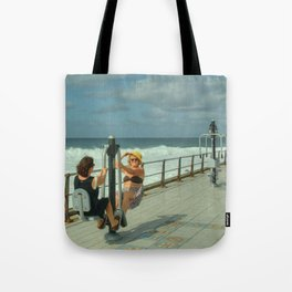 Canarian Exercise Tote Bag