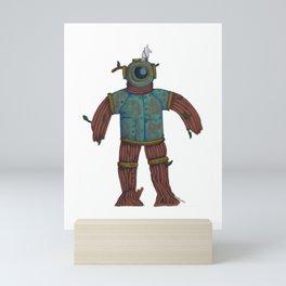 Octonaut  Mini Art Print