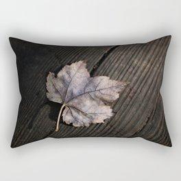 the lifelines of fall Rectangular Pillow
