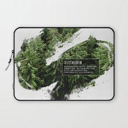 Slytherin Nature Laptop Sleeve