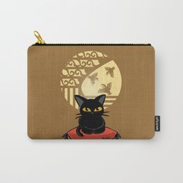 Circular window Carry-All Pouch