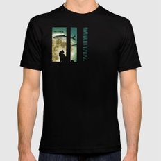 i have a dream Black Mens Fitted Tee MEDIUM