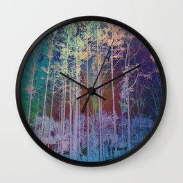 x-ray yard Wall Clock
