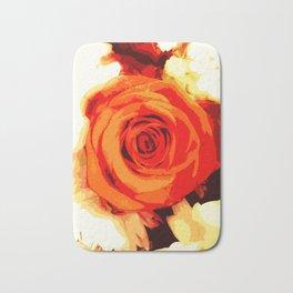 Rosy Glow Bath Mat