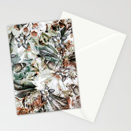 Orchidaceae Stationery Cards