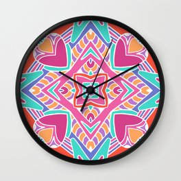 Ripe for Summer Wall Clock