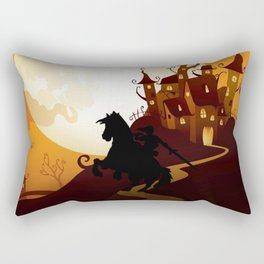 Zelda Link - Nightmare Rectangular Pillow