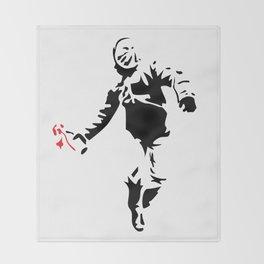 MOLOTOV Throw Blanket
