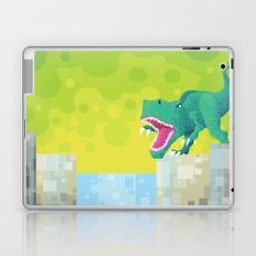 Dino Falls Laptop & iPad Skin