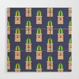 Nutcracker Army 02 (Patterns Please) Wood Wall Art