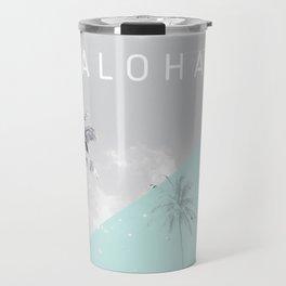 Island vibes retro - Aloha Travel Mug