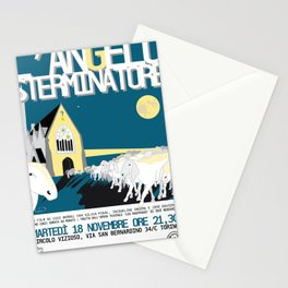 The exterminating angel Stationery Cards