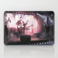 theatre iPad Cases featuring Lotus Theatre by Miquel Cazanya