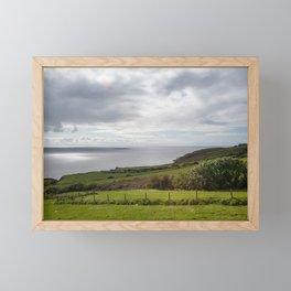 Coast of Ireland Framed Mini Art Print