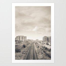 Vantage Point Art Print