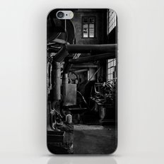 Old Factory 2 iPhone Skin