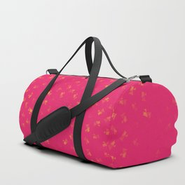 virgo zodiac sign pattern py Duffle Bag