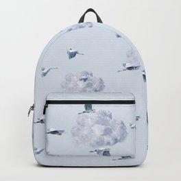 Blue Heron Skies Backpack