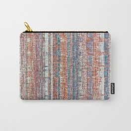 Abstract background textile Carry-All Pouch