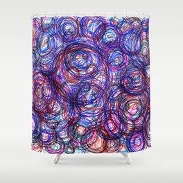 L I F   E  is BEAUTIFUL Shower Curtain