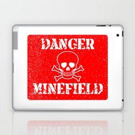 Danger Minefield Laptop & iPad Skin