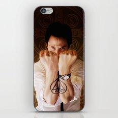 Constantine iPhone Skin