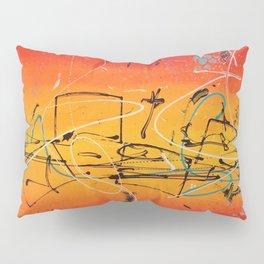 Hot Aurora Pillow Sham