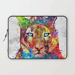 Puma Watercolor Grunge Laptop Sleeve