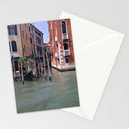 When Venezia Sleeps. Stationery Cards